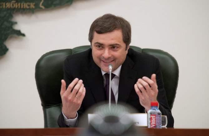 Сурков: еще большое количество лет РФ будет оставаться государством В.Путина