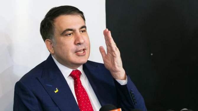 Саакашвили хочет поменять власть вГрузии мирным путем