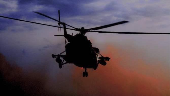 Военный вертолет упал вспальном районе Стамбула— есть жертвы