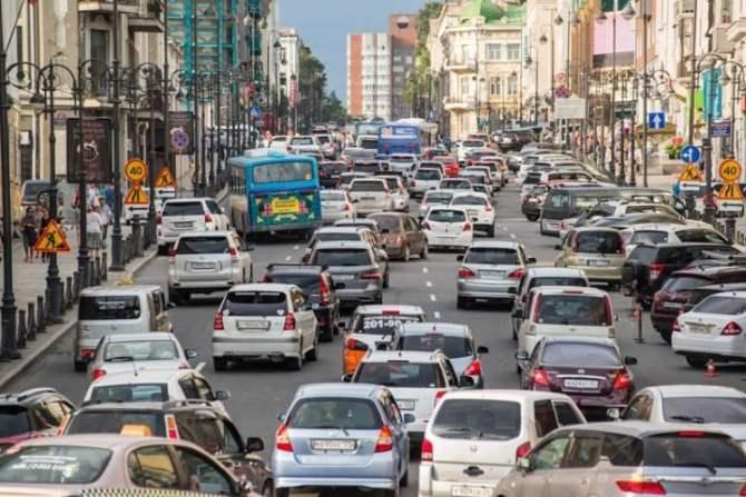 Москва возглавила мировой рейтинг городов ссамыми загруженными дорогами