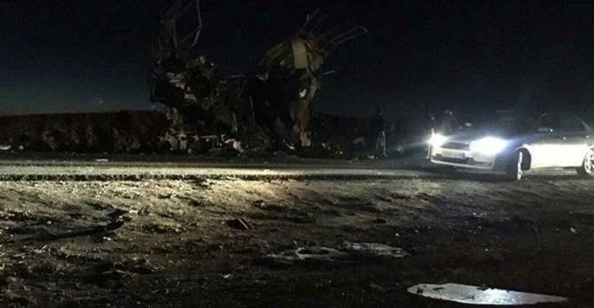ВИране десятки военных погибли в итоге взрыва