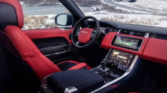 Range Rover Sport получил гибридную версию