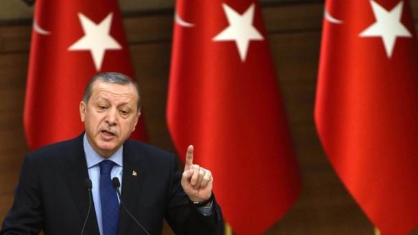 Эрдоган: Анкара может провести общие операции сРоссией вИдлибе
