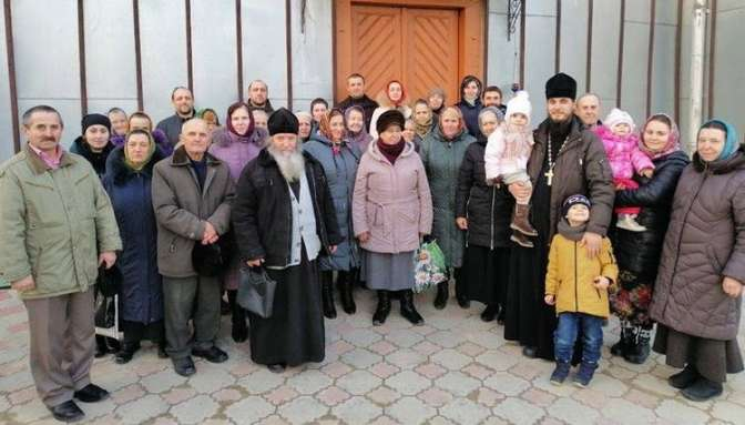 Храм УПЦ попытались захватить вВолынской области