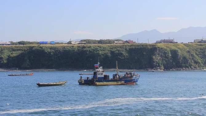 Граждане Курил выступили против передачи островов