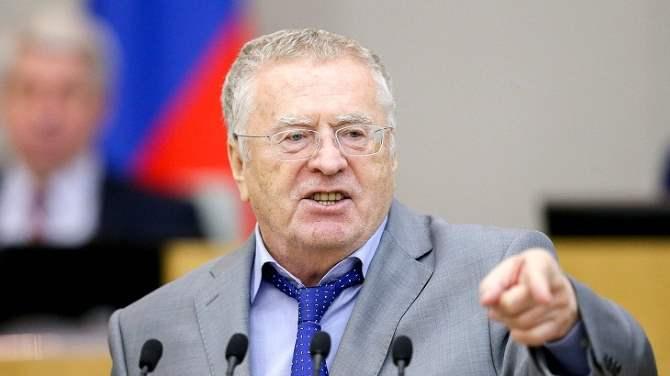 «Выгнать немедленно!»: Жириновский припомнил Лазареву выражение про Крым