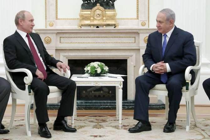 Нетаньяху желает поговорить сПутиным о«деконфликтинге»