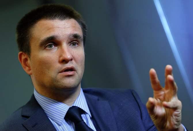 Климкин: Всоставе Российской Федерации Крым стал неменее «украинским»