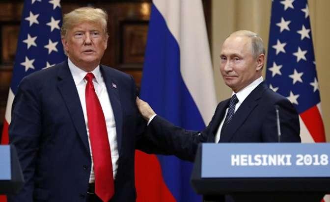 Трамп предпочитает верить Путину, ноне собственной разведке— иэто действительно ужасно
