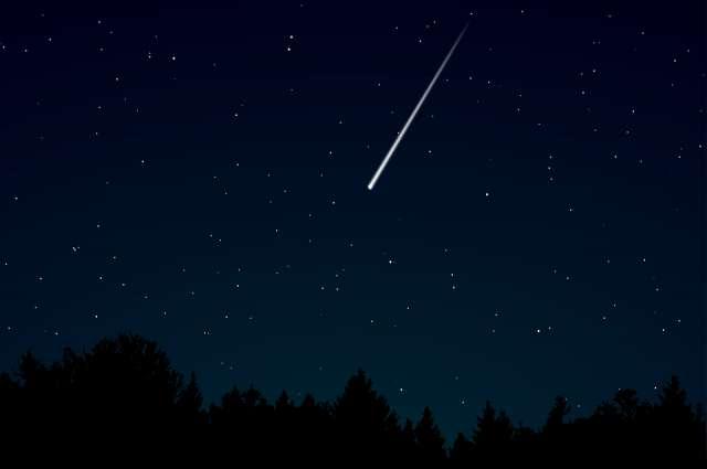 Граждане Венесуэлы сняли навидео падение метеорита