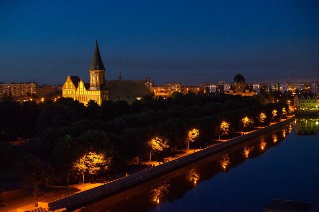 Нижний Новгород вошел в 10-ку самых романтичных городов Российской Федерации