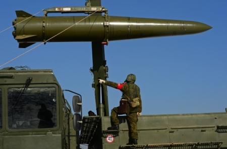 ВМинобороны ответили наобвинения в«подмене» ракеты 9М729 набрифинге