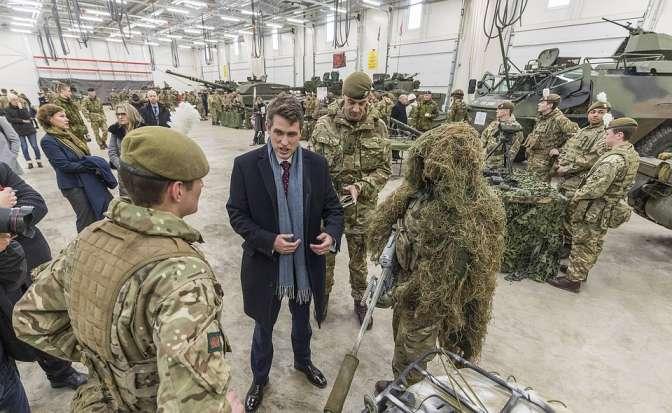 Англия предупредит Российскую Федерацию оцене запровокации