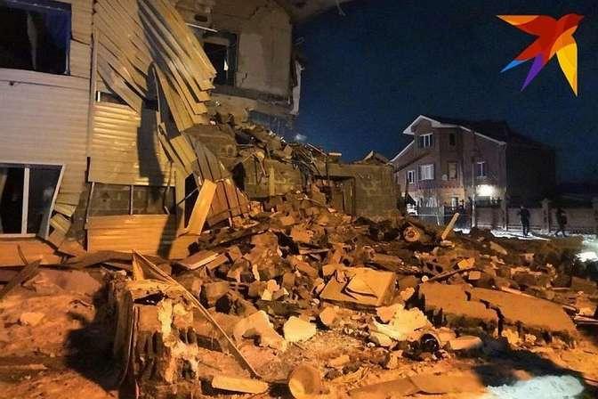 ВКрасноярске завели уголовное дело после смертоносного взрыва вжилом доме