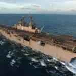 К Ирану Пентагон отправляет десятки кораблей