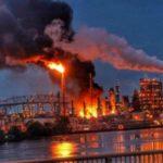 В США продолжают взрываться заводы