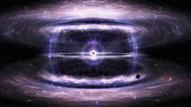Почему ученые не могут обнаружить темную материю?