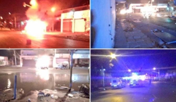 Хаос в ЮАР выходит из-под контроля властей.