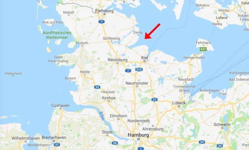 Кто украл немецкую научную станцию со дна моря?