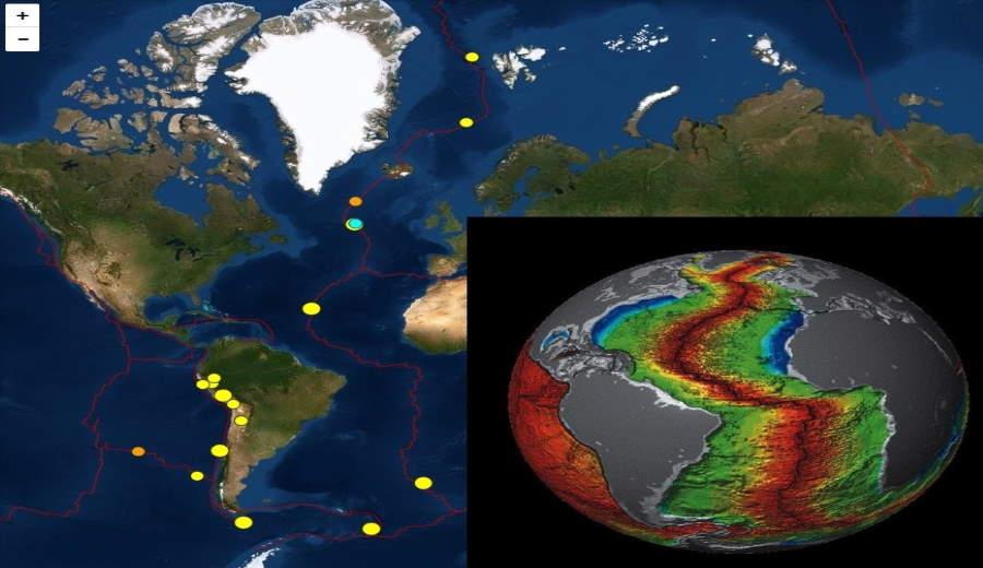 Земля готовится вздрогнуть, но где?