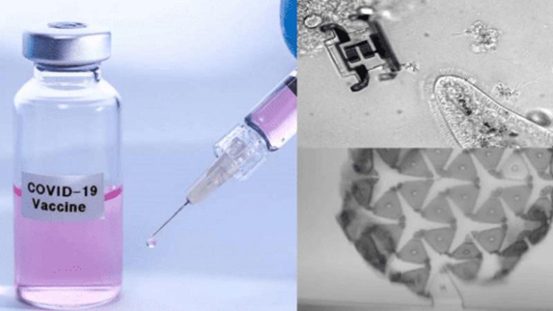 Может ли вакцина быть электрической?