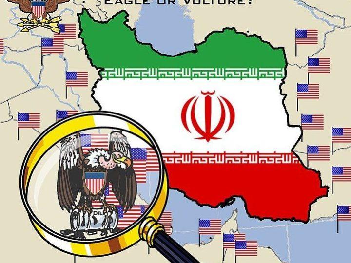 Иранский Рухани призывает все страны Ближнего Востока, в которых находятся войска США, изгнать их