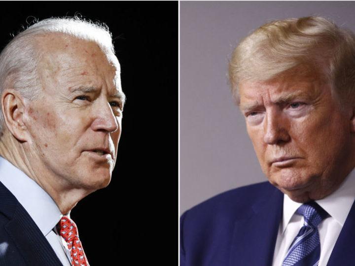 Искры летят, пока Трамп и Байден отказываются от рукопожатий и масок для первых дебатов