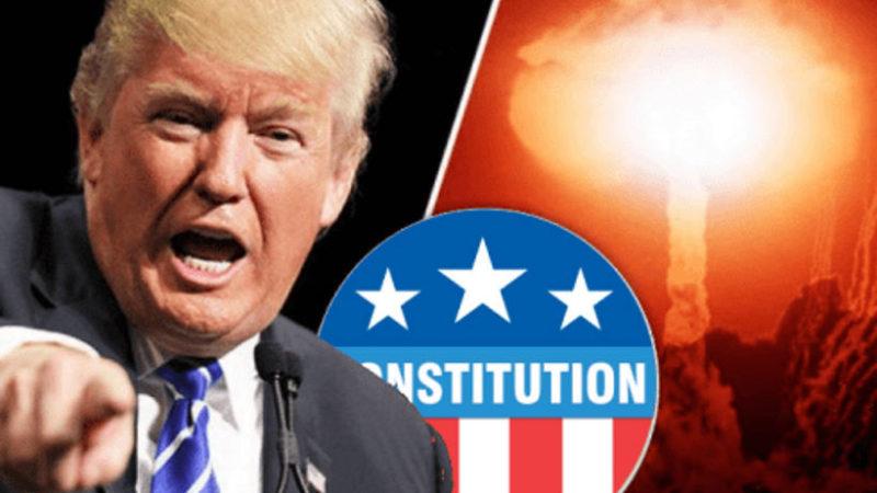 Супер-оружие Трампа скрыто в Конституции США