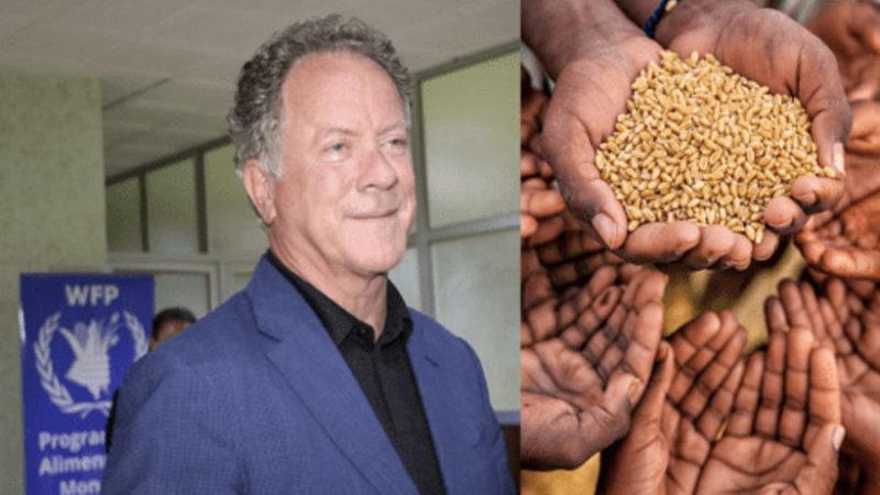 Глава Всемирной продовольственной программы: мир ждет голод библейских масштабов.
