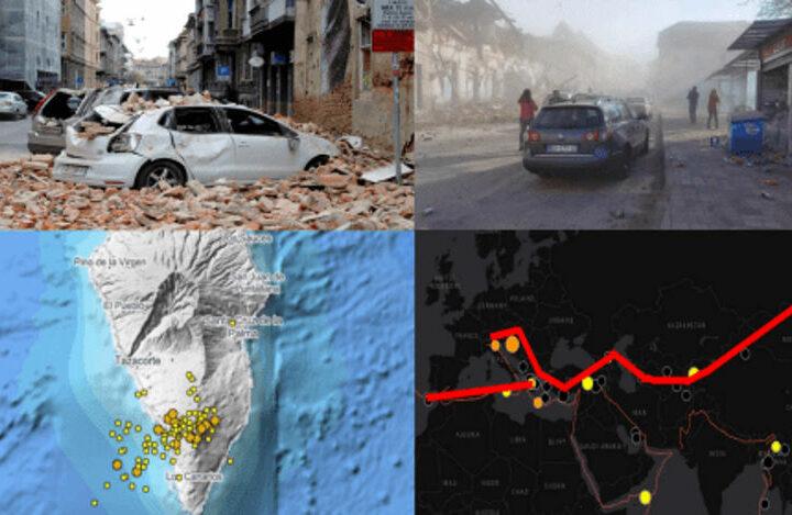 Землетрясение в Хорватии. Где может произойти следующее?