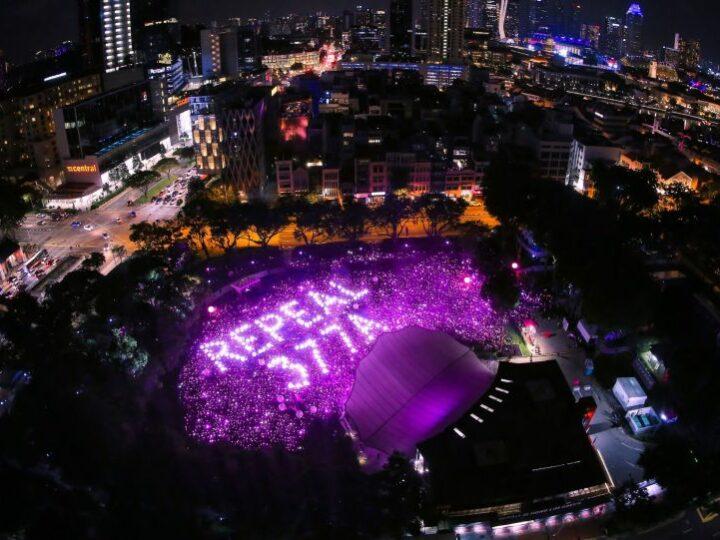 Сингапурские активисты подали апелляцию на решение Высокого суда о запрете на секс геев в колониальную эпоху