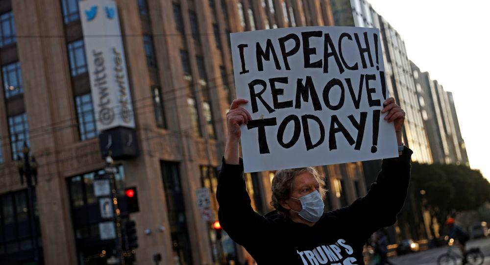 Twitter потерял 5 миллиардов долларов стоимости акций после запрета Трампа