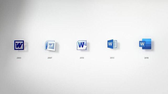Microsoft представила полностью новые иконки для Office