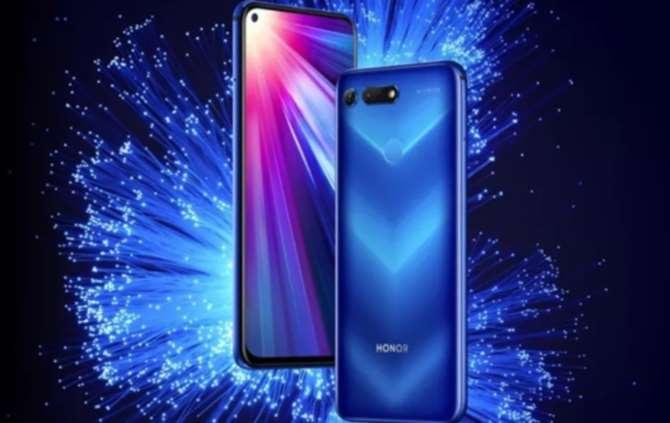 Анонс Huawei Honor V20— смартфон стройной камерой иотверстием вэкране