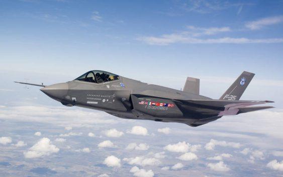 США иБритания могут поссориться из-за F-35