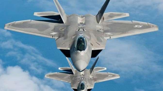Жители Америки и британцы могут поссориться из-за истребителей F-35— Sky News