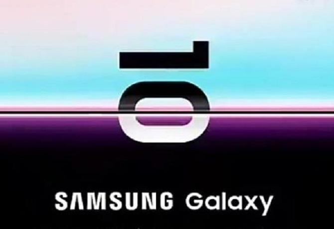 Три модели Galaxy S10 показали нановом изображении