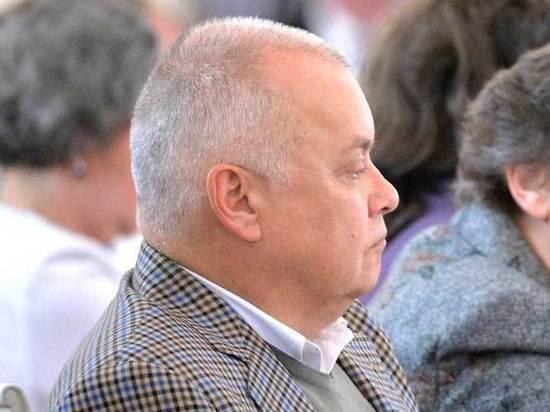 Киселёв проиграл суд архитектору собственной виллы вКрыму